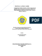 Cover-datar Isi Proposal