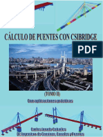 C�LCULO DE PUENTES CON CSiBridge (TOMO II) resumen