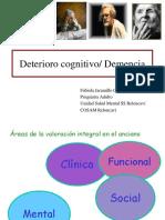 deterioro cognitivo AM.ppt