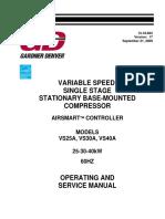 VS40 Service Manual