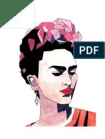 Aplique Frida
