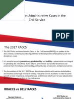 2017 RACCS