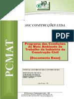 Pcmat Agc Construções - Grafica