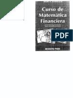 472 LIBRO Gianneschi. Curso de Matematica Financiera 2da Edicion