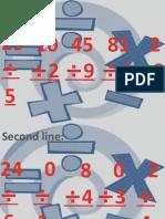 Powerpoint Flashcard- Division Jv
