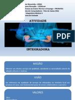Atividade Integradora - Vicente José Oliveira de Andrade - CTRC2018