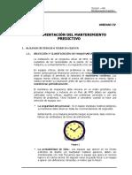 4. Implementación del Mantto. Predictivo..doc