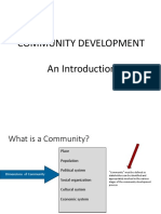 02 Community Development an Introduction