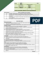 Evaluación Montaje Escénico (2018)