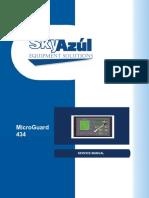 Microguard 434 Troubleshooting Manual SkyAzul