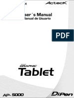 AP 5000 Manual