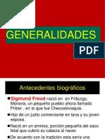 1. Aspectos Generales y Freud