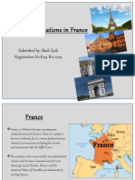 top tourist  destination in france
