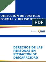Derecho de Las Personas en Situación de Discapcidad