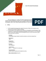 Tcl Documentation