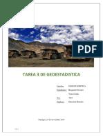 Informe Geoestadistica