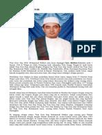 Biografi Guru Bakhit