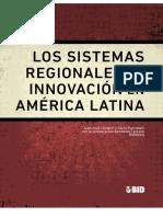 Los sistemas regionales de innovación en América Latina