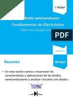 S01. Diodo Semiconductor