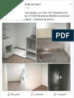 Referente de valor de arriendo en el municipio de Chía
