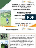 SUSTENTACION DE GRADO PARA ING AGROFORESTAL.ppsx