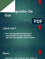 Amortiguador de Gas