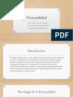 Presentacion Grupal - Personalidad - Ermi
