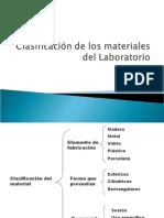 Clasificacion de Los Materiales de Laboratorio (1)