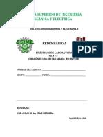 Prácticas No. 4 y 5.-Creación de Una Red Con Switchesdocx