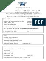 FIM Speedway Grand Prix World Championship QR4 -Abensberg GER - 21.05.2018 - Supplementary Regulations