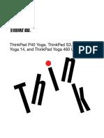P40 Yoga S3 Yoga 14 Yoga 460 UserGuide En