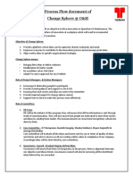 Process Flow Document