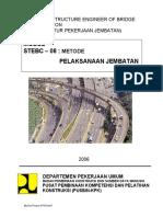 2006 08 Metode Pelaksanaan Jembatan