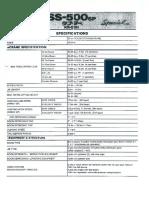 load chart ss500sp.pdf