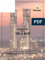 Introduction to Oil & Gas Manual