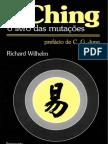11134 - i Ching - o Livro Das Mutacoes - - Richard Wilhelm