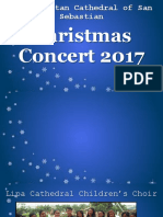 CHRISTMAS CONCERT 2017 PPT.pptx
