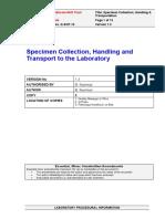 Specimen Collection Handling Transportation (1)