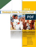 Lechon a La Cruz(Informe)