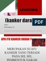 Kanker Darah)