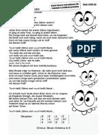 Zahnlückenblues - Rolf Zuckowski - Liedblatt GruLi.pdf