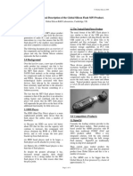 A Brief Technical Description of the Global Silicon Flash MP3 Product V1-3