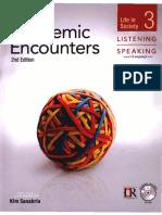 Academic Encounters Listening & Speaking 3-SB