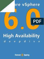 Vsphere Ha 60 Deepdive