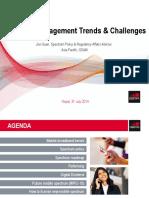 Nepal GSMA Spectrum Management Presentation July 2014 0.1