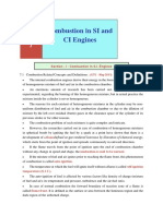 CHAPTER 7 Combustion in SI and CI Engines