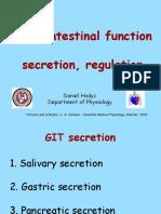 GIT Secretion Regulationhjbhjbhjbh hj