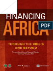 Financing Africa Through the Crisis and Beyond
