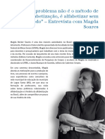 Entrevista com Magda Soares
