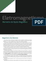 Momento Dipolo Magnetico